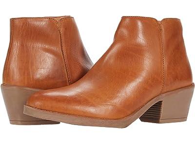 Roper Cassandra (Tan Leather) Women