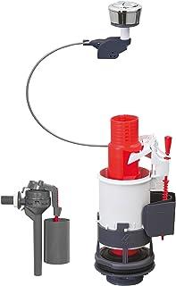 Wirquin 14014002 mechanisme 3/6 l + kraan Topy 3/8 messing