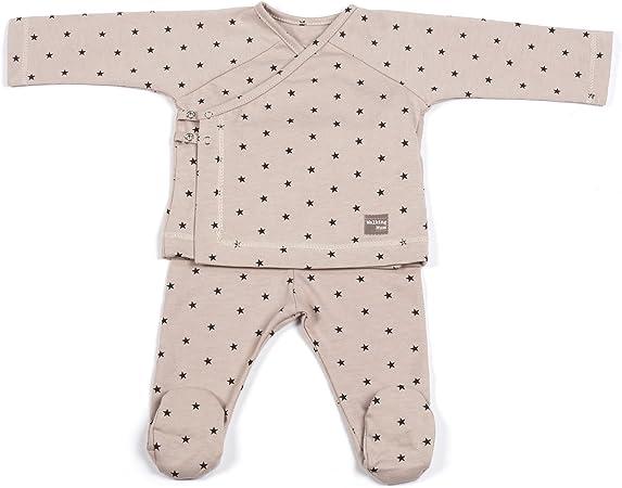 Walking Mum Gaby - Set de camiseta y polaina, color piedra