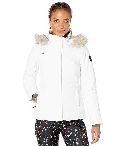 Obermeyer Tuscany Elite Jacket (White) Women