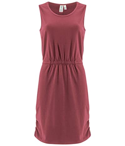Aventura Clothing Globetrotter Dress (Earth Red) Women