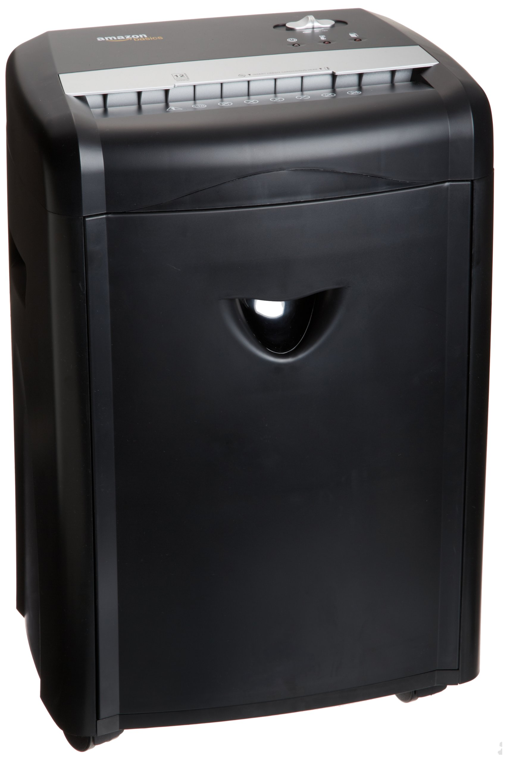 AmazonBasics 12 Sheet High Security Micro Cut Shredder