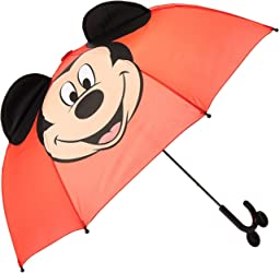 Western Chief Kids - Mickey Mouse Umbrella (Toddler/Little Kids/Big Kids)
