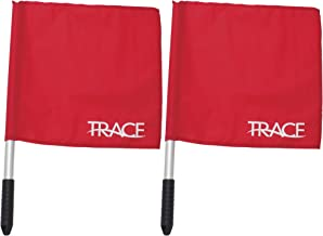 ADAMS USA Trace Volleyball Deluxe Linesman Flags - Set of 2