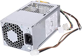 Li-SUN 240W Power Supply Replacement for HP ProDesk 400 600 800 G1 G2 SFF(P/N: 751884-001, 702309-001, 751886-001, 796351-001, 702457-001), Also Works for HP Desktop with 200W Power Supply