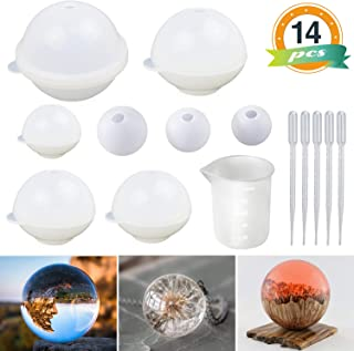 Best round resin mold Reviews