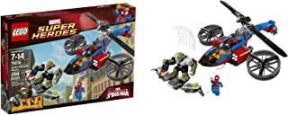 LEGO (Super Heroes Spider Helicopter Rescue 76016