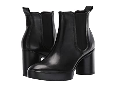 ECCO Shape Sculpted Motion 55 Chelsea Boot (Black) Women