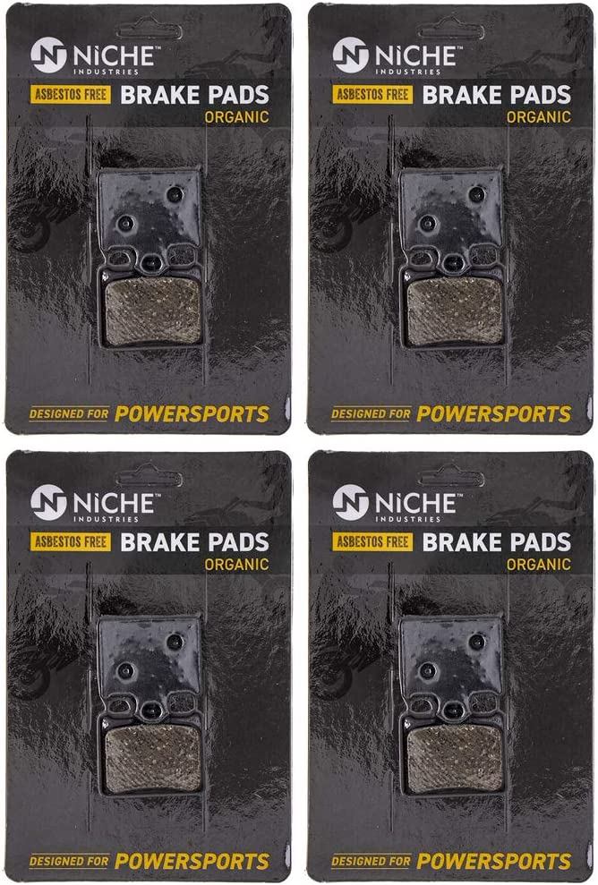 NICHE Brake Pad Set for Husqvarna KTM 2 Sales of SALE items from new works Freeride 105 Free shipping New 85 TC85 200