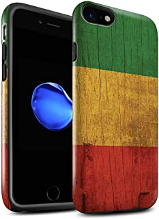 coque iphone 8 africa rasta