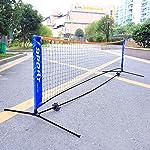 Filet de badminton pliable GYKLY
