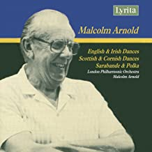 malcolm arnold english dances