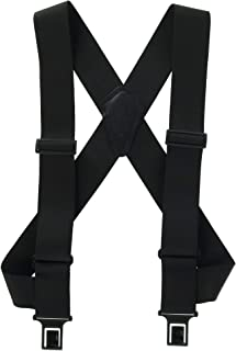 Perry Outback Comfort Hook-On Suspender - All Colors, Sizes & Width's