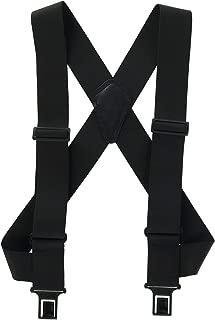 Men's Elastic Outback Side Clip Trucker Suspenders