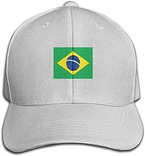Men's and Women's Brazilian Jiu Jitsu Denim Fabric Baseball Hat, Adjustable Hip Hop Hat