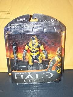 McFarlane Toys Halo Reach Series 1 Orange Spartan Mark V B (Male) Action Figure