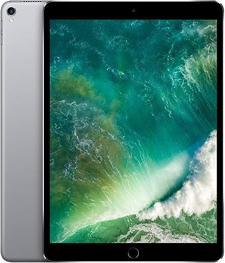 Apple iPad Pro 10.5in -64GB Wifi - 2017 Model - Gray (Renewed)