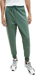 Calvin Klein mens Ck Vertical Logo Hwk Pants (pack of 2)
