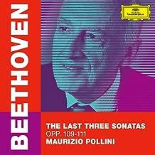 Beethoven  Piano Sonata No  Major  Op  109 3c  Variation II  Leggiermente