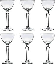Libbey Cocktailglas SPKSY Nick & Nora - 140 ml / 14 cl - Set med 6 stk. - Diskmaskinssäker - Perfekt för ett cocktailparty...