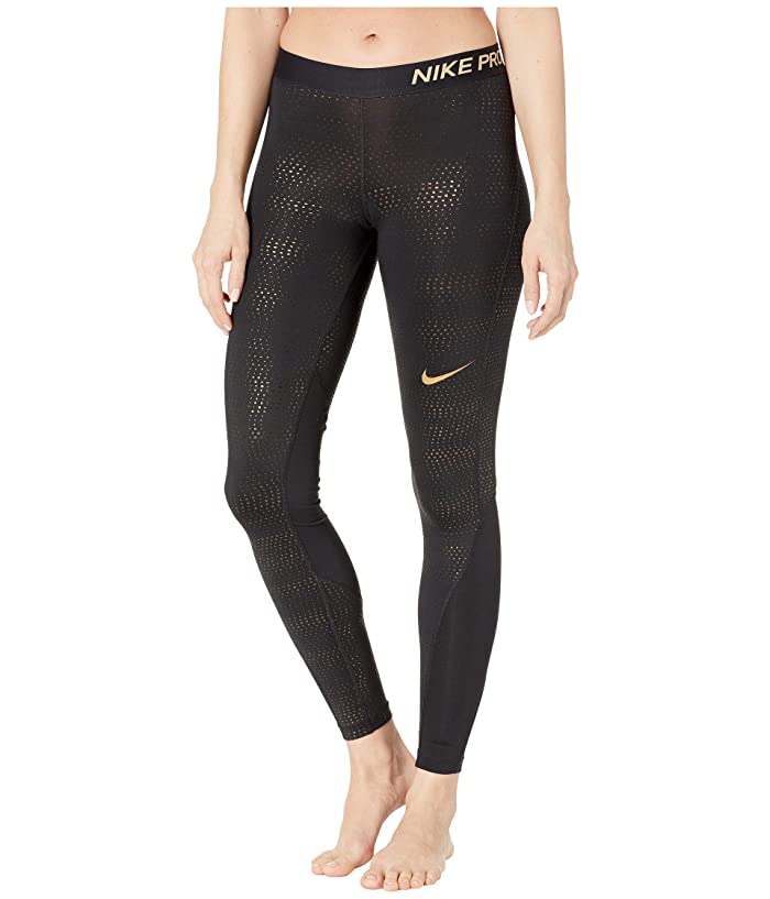 Nike Pro Metallic Dots Print Tights | 6pm