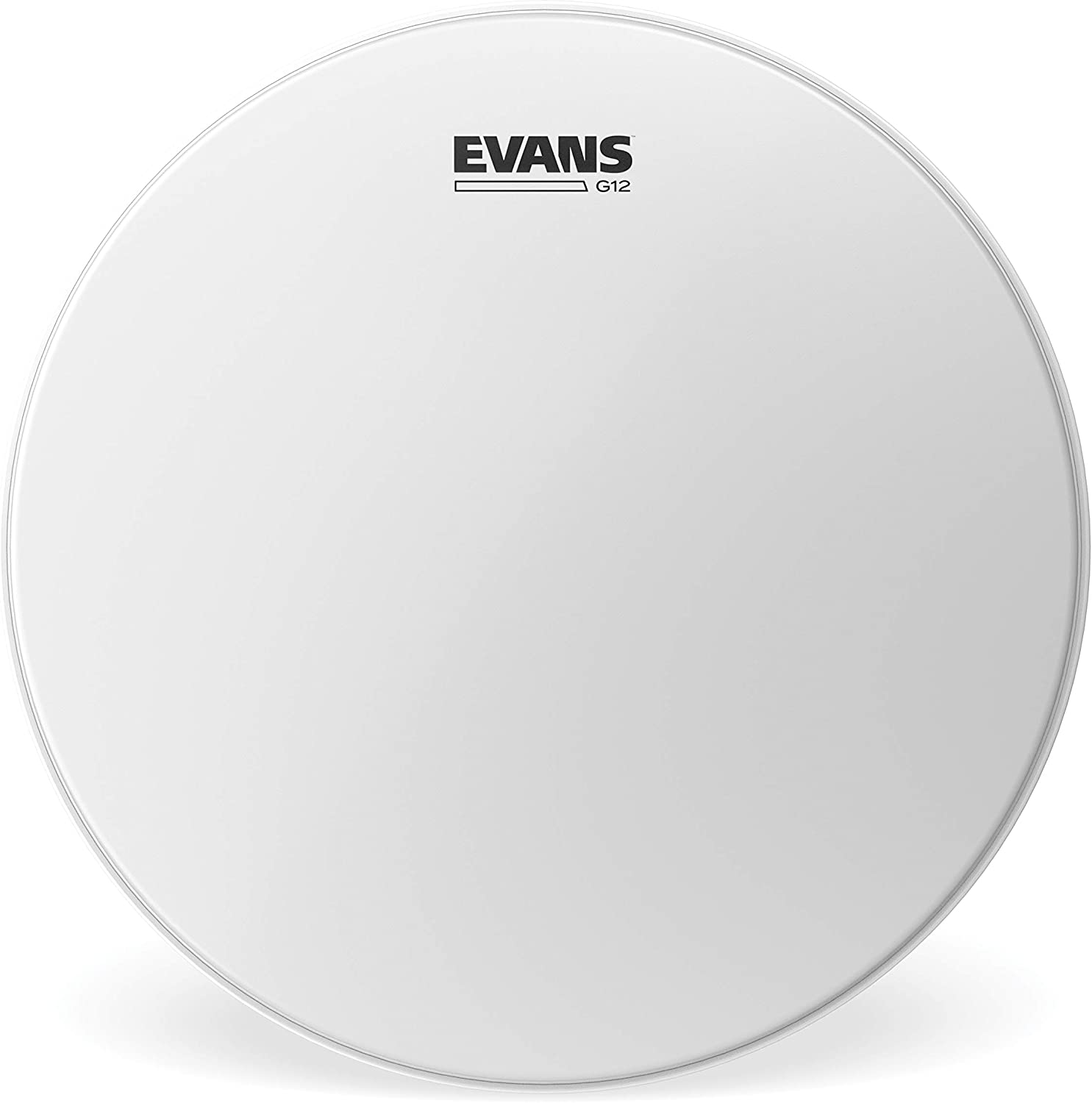 Evans half G12 New Free Shipping Coated White Drum Inch Head 18