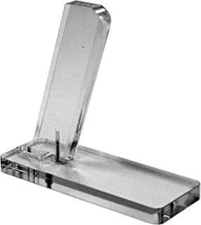 NO-M.A.R 1911 Clear Acrylic Pistol Display Stand Single Stack 45acp Colt 1911A1