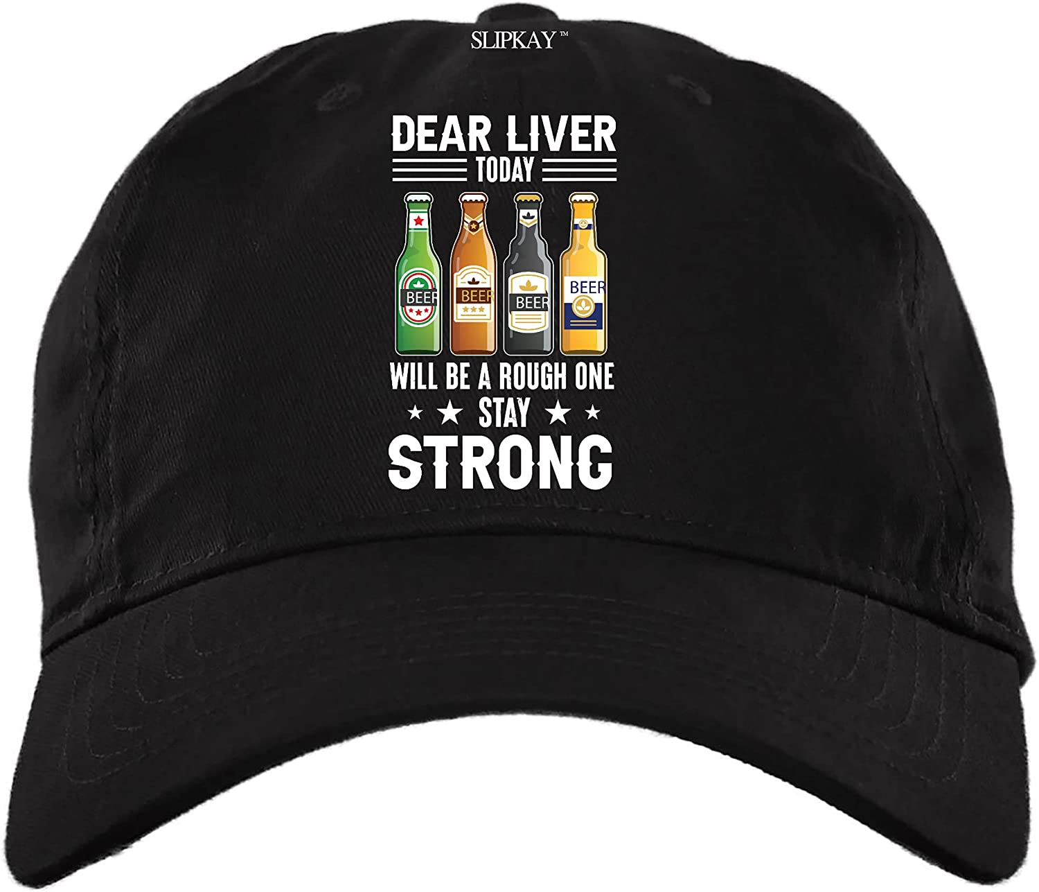 Dear Liver Today Will Be A Rough One Stay Strong Hat,Dad Cap