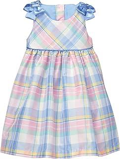 Gymboree Baby Girls Sleveless Plaid Dress