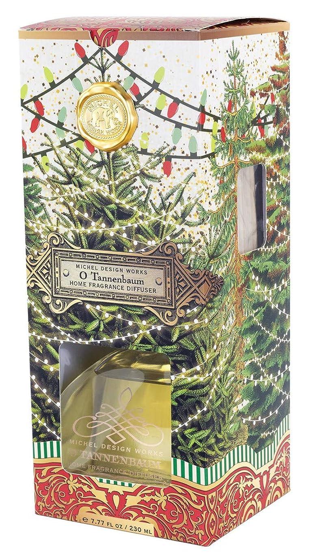 ミッシェルデザインワークス ルームフレグランスディフューザー オークリスマスツリー アロマ リードディフューザー インテリア 空間 優雅 香り ナチュラル 部屋 フレグランス リビング ラグジュアリー ベッドルーム 玄関 Rakka MD-HFD327