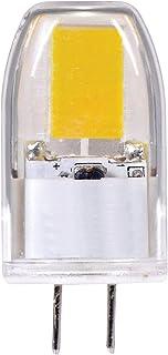 Satco S9545 3W Jc LED 5000K G6.35 Base 12V Light Bulb