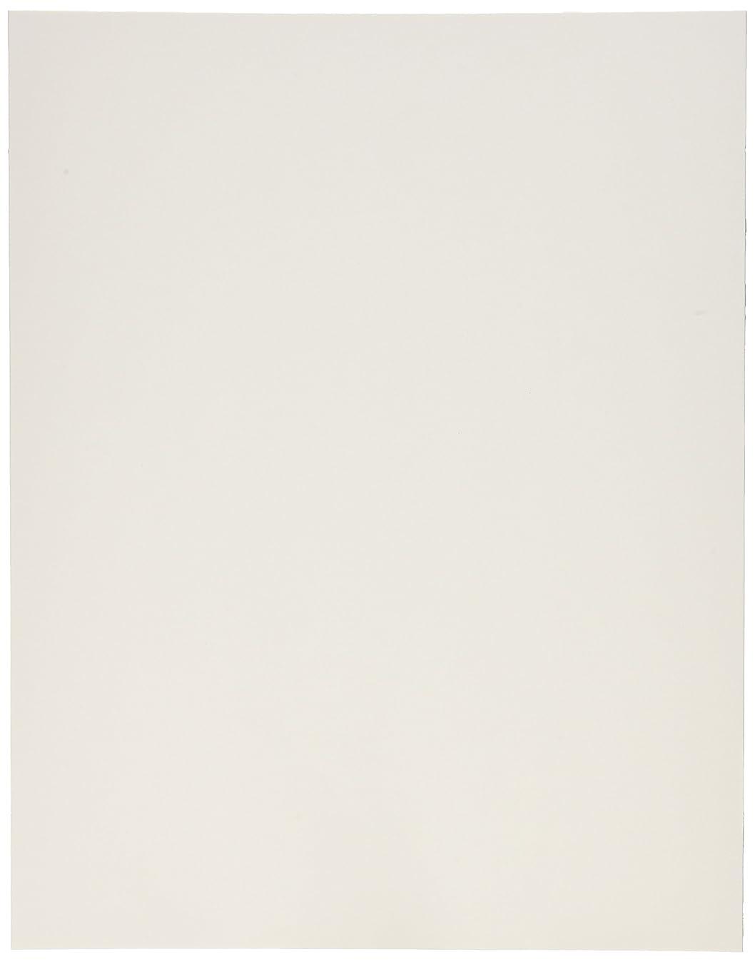 50 11x14 UNCUT mat matboard White Color b6159729340
