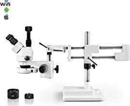 Vision Scientific Trinocular Microscope Magnification