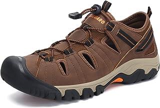 أحذية رياضية للرجال والنساء للمشي في الهواء الطلق صندل مغلق الإصبع