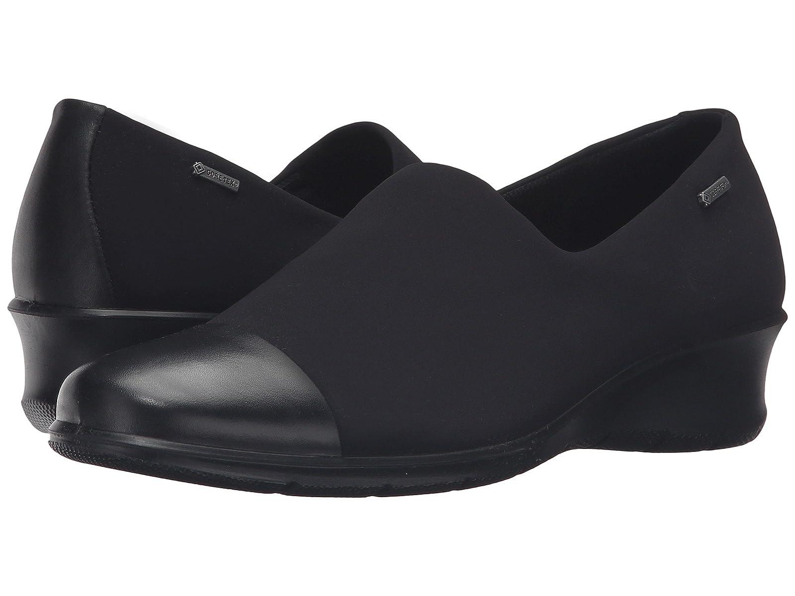 ECCO Felicia GTX Slip-OnAtmospheric grades have affordable shoes