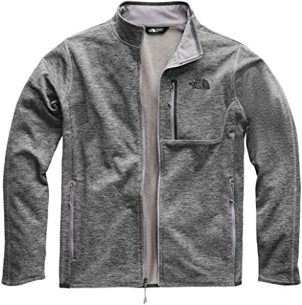 fa3660d416 THE NORTH FACE Canyonlands Sweat-Shirt Homme, Gris (TNF Medium Grey Heather)