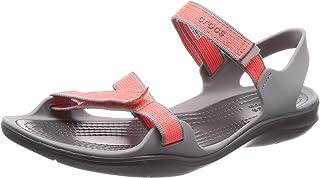 e38a29c5ec39 Amazon.co.uk  Orange - Sandals   Women s Shoes  Shoes   Bags