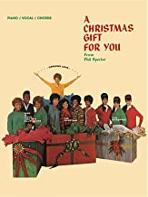 A Phil Spector -- A Christmas Gift for You: Piano/Vocal/Chords