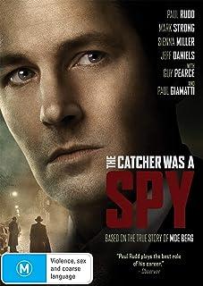 The Catcher Was A Spy (DVD)