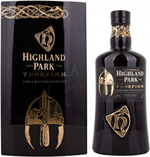 Highland Park THORFINN Single Malt Scotch Whisky in Holzkiste 45,10% 0,70 Liter