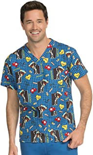 Best x ray scrub top Reviews