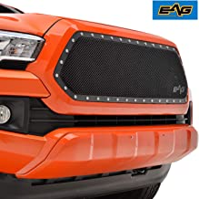 EAG Grille Rivet Stainless Steel Wire Mesh Grill Insert Fit for 2016-2018 Toyota Tacoma