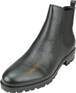 Nine West Women's Chelsea Bootie Boot, Black, 4