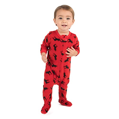 Christmas Footie Pajamas For Kids.Child S Footed Pajamas Amazon Com