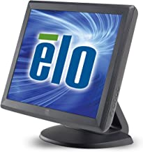 Elo 1515L Desktop Touchscreen LCD Monitor - 15-Inch - Surface Acoustic Wave - 1024 x 768 - 4:3 - Dark Gray E700813 (Renewed)