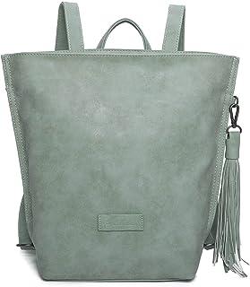 Fritzi aus Preussen Damen Fritzi33 Backpack Vintag 370 Lime Bagpack, N
