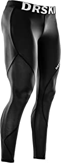 DRSKIN 1~3 Pack Men's Compression Pants Warm Dry Cool...