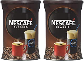 Nescafe Classic Frappe Instant Greek Coffee, 7.08 Ounce (Pack of 2)