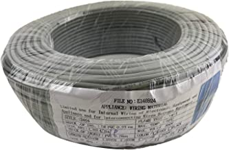 DAE UL2464-100 Shielded Twisted Pair Cable with Drain Wire, 24 AWG, 100m