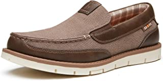 Kkyc Premium Mens Shoes Classic Casual Shoes Comfortable Loafers Slip on Boat Shoes